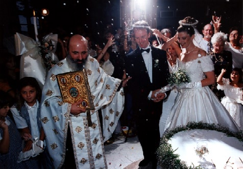 greek orthodox marriage